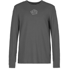 E9 Lino Longsleeve T-Shirt Men, iron